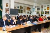 Зустріч керівників приватних вищих навчальних закладів з Міністром освіти і науки України Л.М.Гриневич